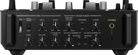 Pioneer Djms9 Professional 2channel Mixer For Serato Dj