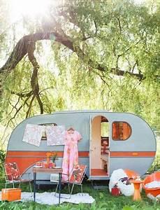 Deco Camping Car : les 25 meilleures id es de la cat gorie relooking caravane sur pinterest caravanes vintage ~ Preciouscoupons.com Idées de Décoration