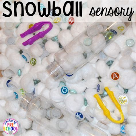 winter themed activities and centers snowman at 269 | Slide2 1 1