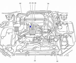 Exactly Where Is The Pcv Valve On My 2006 Subaru Forrester