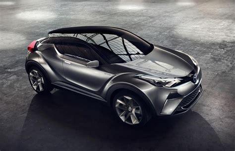 Toyota C Hr Concept Nearer To Production On Australia