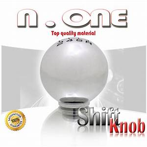 6 Speed Manual Transmission Round Shift Knob Lever Cover