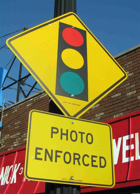 chicago red light camera tickets red light cameras may soon issue parking traffic tickets
