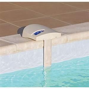 Piscine En Kit Enterrée : kit alarme pour piscine enterr e a immersion visiopool 20m2 leroy merlin ~ Melissatoandfro.com Idées de Décoration