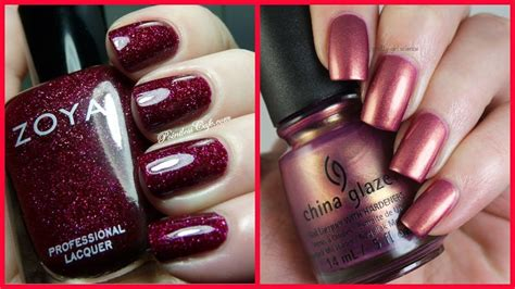 Latest Nail Polish Colors For Girls & Women _ So Beautiful