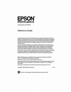 Epson Styluspro