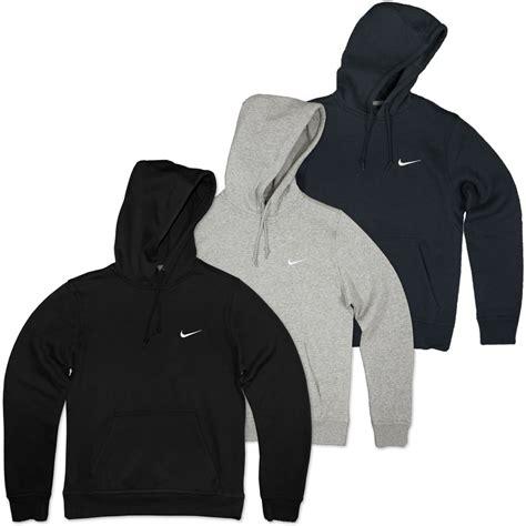 Hoodie Zipper Sweater Logo Nike nike swoosh hoodie fleece kapuzen pullover club hoody