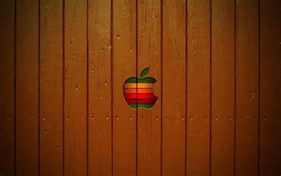 Macbook Air Mac Wallpapers Wood Wooden Apple