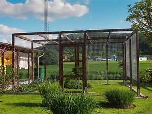 katzengehege bauen den saalebirmchen rassekatzenzucht With katzennetz balkon mit laserworld garden