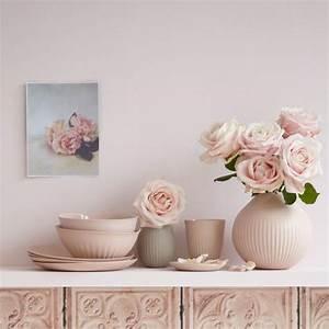 Pastell Rosa Wandfarbe : softes beige sorgt f r romantik bild 13 living at home ~ Sanjose-hotels-ca.com Haus und Dekorationen