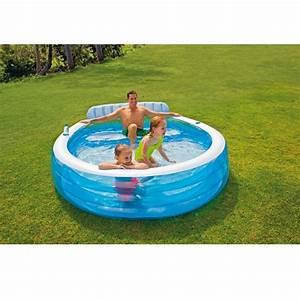 piscine gonflable avec banc intex piscines pour enfants With petite piscine gonflable rectangulaire