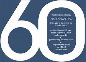 40th birthday ideas birthday invitation templates 60th With 60th birthday invites free template
