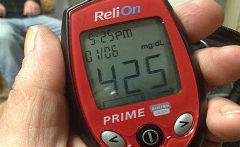 blood sugar level       diabetes
