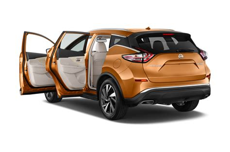 2018 Nissan Murano Reviews And Rating  Motor Trend