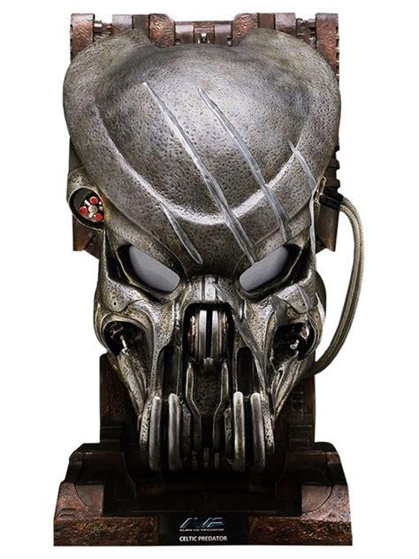 mascara  arranhao predador predator alien