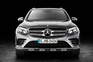 Mercedes Classe Glc : mercedes glc 2017 le million de ventes franchi ~ Dallasstarsshop.com Idées de Décoration