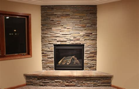faced fireplace stone faced fireplace home design