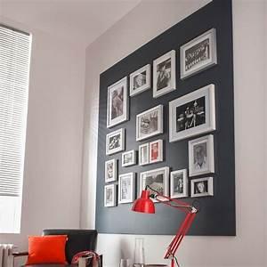 Mur De Photos : d co photos au mur originale c t maison ~ Melissatoandfro.com Idées de Décoration