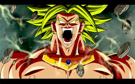 S.h.figuarts' Dragon Ball Z Broly Action Figure