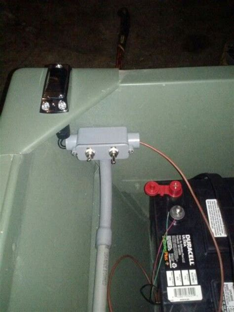 Navigation Lights For Jon Boat by 39 Best Images About Jon Boat Ideas On