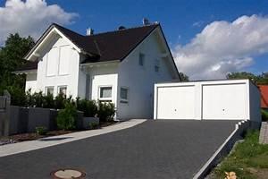 Kosten Einer Doppelgarage : doppelgaragen aus beton alwe garagen ~ Michelbontemps.com Haus und Dekorationen