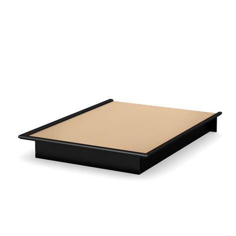 wood platform bed sears com