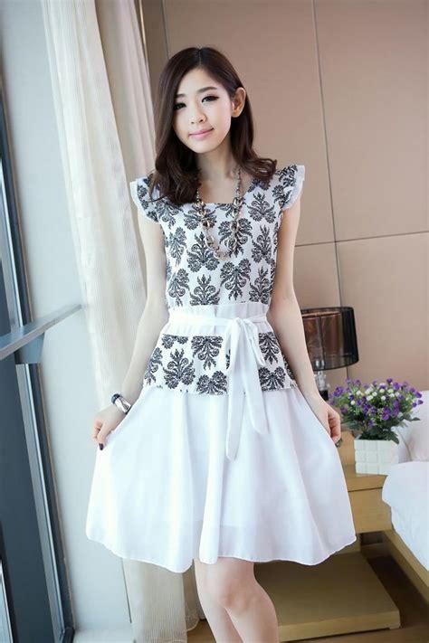 dress korea terbaru