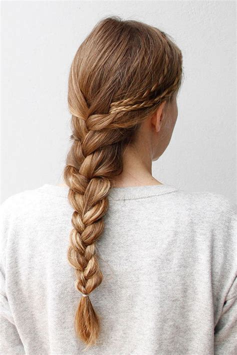 fabulous french braid hairstyles  diy morecom