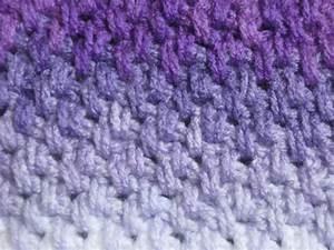 Crochet Stitches - Meladora's Thick Mesh / Brick Stitch ...