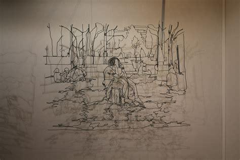 drawing  paris nina ivanovic nemanja nikolic anila