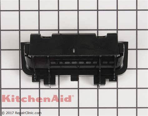 Kitchenaid Dishwasher Handle Replacement by Handle Wpw10195718 Kitchenaid Replacement Parts