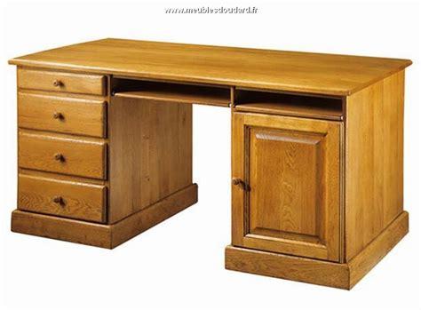 bureau ch麩e massif bureau chene massif bureau vintage en ch ne massif dor l 166 cm portobello bureau