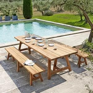 Maison Du Monde Table Jardin : une terrasses en m diterran e ~ Teatrodelosmanantiales.com Idées de Décoration