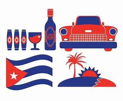 Cuba Vector Illustration Flat Freevector Graphics