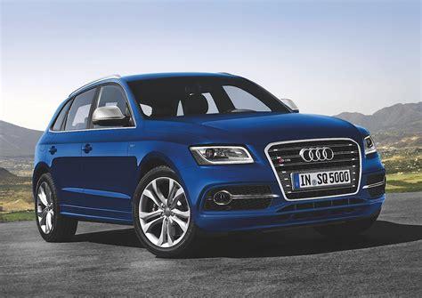 Audi Sq5 Specs  2013, 2014, 2015, 2016, 2017 Autoevolution