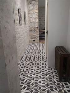 carreaux de ciment charme parquet modele hch 21 With modele de carreaux de ciment