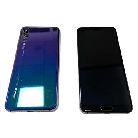 Huawei P20 Pro 128GB 6GB - Con Test Basico - Repuestos Fuentes