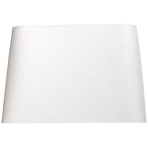white rectangle l shade off white rectangular shade 14x8 16x10 x11 spider