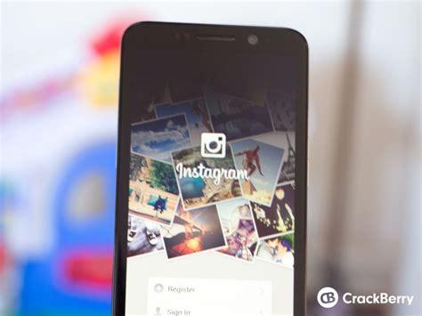 how to install instagram on blackberry 10 crackberry