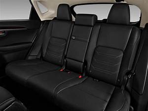 Image  2017 Lexus Nx Nx Turbo Fwd Rear Seats  Size  1024 X