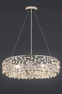Next ritz light beaded pendant glass beads ceiling