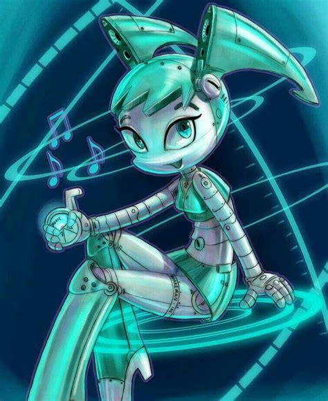 Anime Robot Girl
