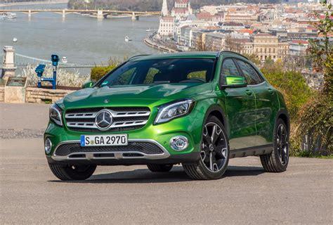 Mercedes-benz Australia Details Incoming Gla Class