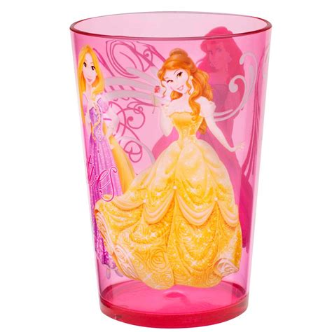 Disney Princess Plastic Tumbler by Zak!