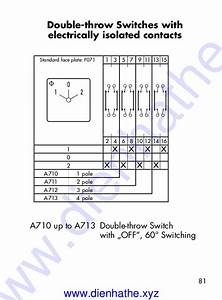 Kraus  U0026 Naimer Switch Wiring Diagrams Pocketbook 2016