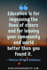 87 Education Qu... Education Development Quotes