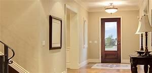Porte Intérieure Sur Mesure : porte simple avec finition int rieure en bois merisier ~ Dailycaller-alerts.com Idées de Décoration