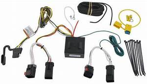 2014 Jeep Compass Custom Fit Vehicle Wiring