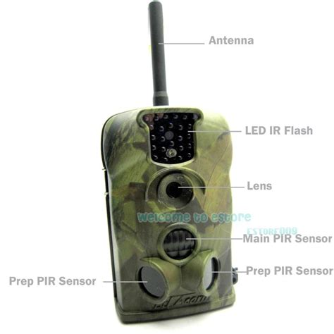trail cameras that send pictures to your phone ltl acorn 5210mm mobile email scouting