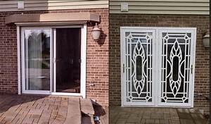 100 extra security for patio doors dog door security With best dog door for security